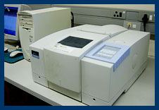 Perkin-Elmer Spectrum 100 FT-IR spectrometer